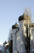 Architecture of Lienz, Austria - stock photo