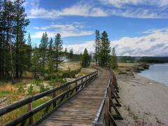 Yellowstone, Wyoming Stock Photos