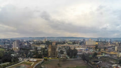 Stock Video Footage of Time lapse video of day and night passing in Addis