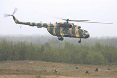 Military operation Stock Photos