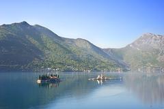 Perast, montenegro Stock Photos
