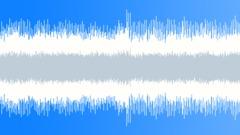 Industrial compressor working loop - sound effect