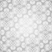 Stock Illustration of vector seamless pattern
