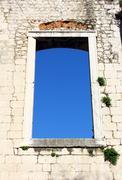 Carmo convent, lisbon, portugal Stock Photos