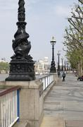 South Bank. London. England - stock photo