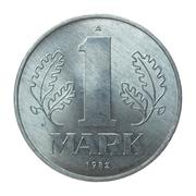 DDR coin - stock photo