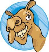 Stock Illustration of dromedary camel