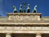 Stock Photo of Brandenburger Tor, Berlin