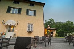 Agriturismo in Tuscany, Italy Stock Photos