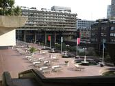 Stock Photo of Barbican Centre