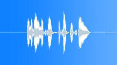When the going gets tough the tough gets going Female Voice Sound Effect