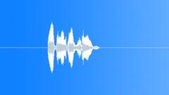 Walking on egg shells Female Voice - sound effect