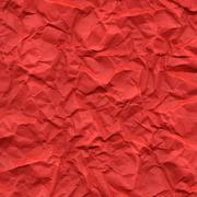 Stock Photo of Red rippled paper