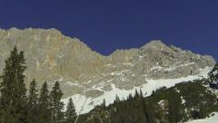 Zugspitze Stock Footage