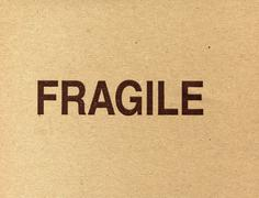 Stock Photo of Fragile