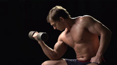 All about Muscles Stock Footage