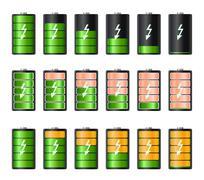 Stock Illustration of battery