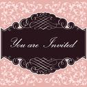 Stock Illustration of Invitation Background