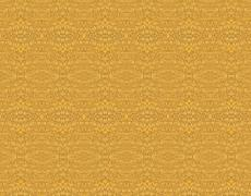 Gold grunge  vintage pattern wallpaper background Stock Illustration