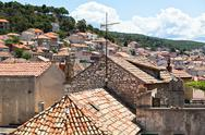 Stock Photo of sibenik buildings, croatia