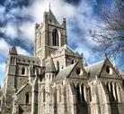 Stock Photo of Christ Church Dublin