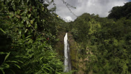 Stock Video Footage of View of Akaka Falls on the big island of Hawaii