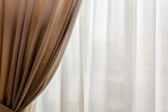 drapes - stock photo