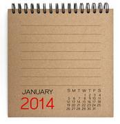 2014 calendar brown texture paper Kuvituskuvat