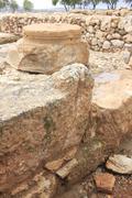 Altar of Sacrifice Stone - stock photo
