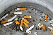Stock Photo of ashtray