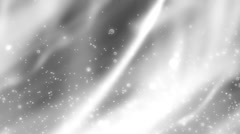 Black and White Soft Flow Loop G3 - stock footage