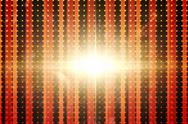 Stock Illustration of Linear pattern with glowing light