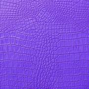 Purple leather Stock Photos