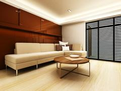 Sofa Area - stock illustration