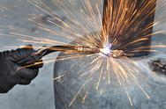 Stock Photo of welding