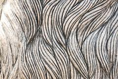 Stock Photo of pattern on stone engraving.