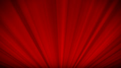 Footlights Dark Red Abstract Background Loop 2 - stock footage