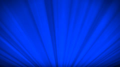Footlights Blue Abstract Background Loop 2 - stock footage