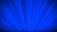 Stock Video Footage of Footlights Blue Abstract Background Loop 2