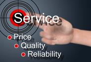 Stock Illustration of customer service