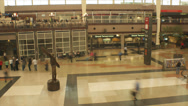 Stock Video Footage of denver terminal timelapse 2013.