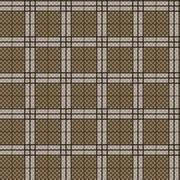 traditional fabric seamless pattern - stock illustration