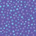 Stock Illustration of seamless pattern with stars and circles