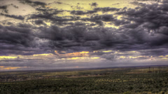 Stock Video Footage of rio rancho timelapse 2011