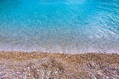 Javea la granadella beach in xabia alicante spain Stock Photos