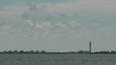 Cape Fear River Stock Footage