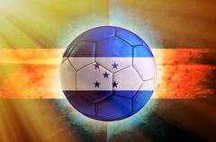 Stock Illustration of honduras ball