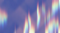 Vertical Rainbow Streaks Stock Footage