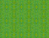 Stock Illustration of green grunge vintage pattern wallpaper background