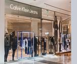 Stock Photo of calvin klein store clothes in the mall metropolis